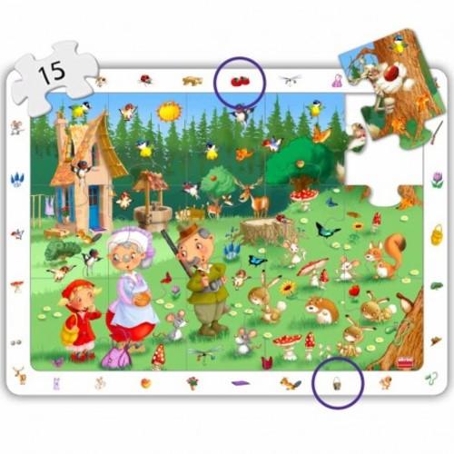 Los juegos de ingenio y puzzles ayudan a mejorar el autoconcepto de los niños con porblemas ansiedad