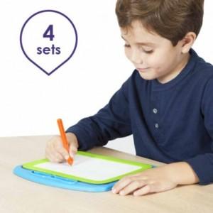 Las pizarras de preescritura es un recurso útil para trabajar la disgrafia a cualquier edad