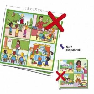 los juegos que enseñen actitudes positivas ayudan a trabajar las distorisones cognitivas en niños con trastorno del vínculo