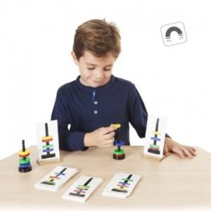 Los juegos de ingenio son útiles para trabajar problemas cognitivos