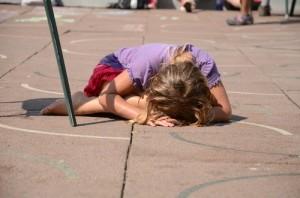 las rabietas suelen estar presentes en los niños con isneguridad