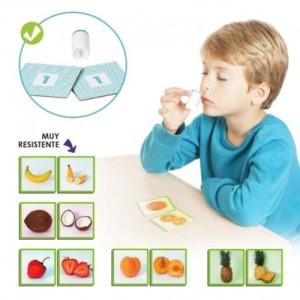 Los juegos sensoriales son muy útiles en el tratamiento de trastornos del neurodesarrollo como el síndrome de Rett