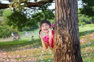 los niños y niñas son indispensables en el cuidado del medio ambiente