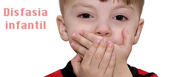 la disfasia infantil afecta a más de un 3% de la población infantil