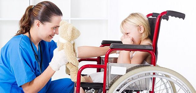Discapacidad Motora en niños con síndorme de Rett