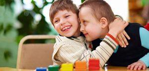 discapacidad intelectual en niños