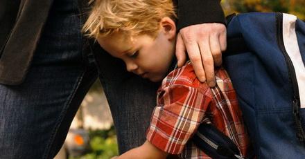 Losadultos debemos dar seguridad pero no sobreproteger al niño con fobia específica
