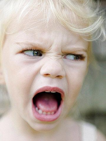La rabia intensa es un síntoma de los trastornos de conducta en la infancia