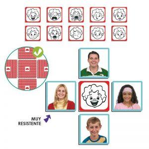 Los juegos de inteligencia emocional ayudan a expresar las emociones en niños con conductas problemáticas