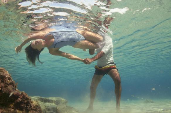 ejercicios bajo el agua para pci