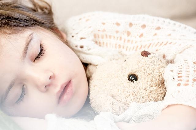 el insomnio infantil afecta a un gran número de niños y niñas