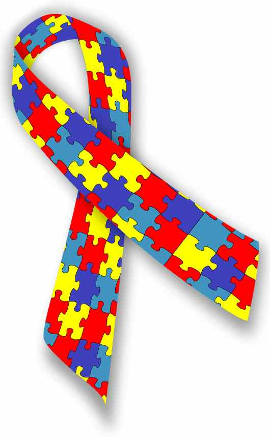 Cinta del Autismo