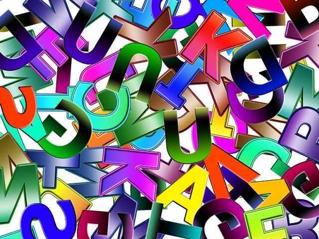 Letras Desordenadas