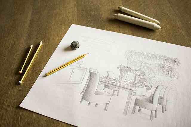 Boceto y lápices