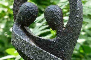 Escultura de parejas