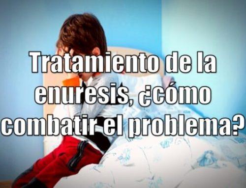 Tratamiento de la enuresis, ¿Cómo combatir el problema?