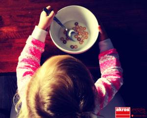 ¿Por qué es importante que el niño aprenda a masticar?
