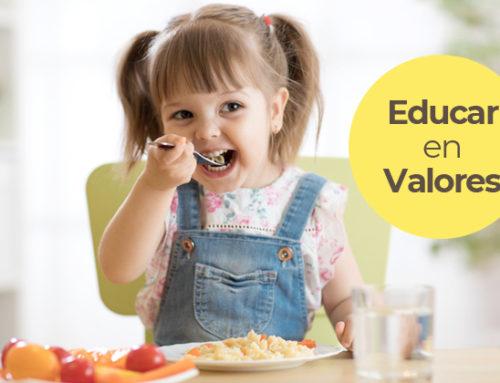 Juegos para educar en valores en casa y en el colegio
