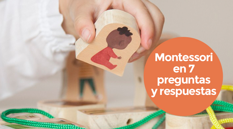 Pedagogía Montessori: 7 preguntas y 7 respuestas para conocer sus claves y beneficios
