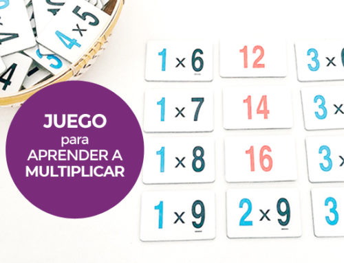 Juego para aprender a multiplicar